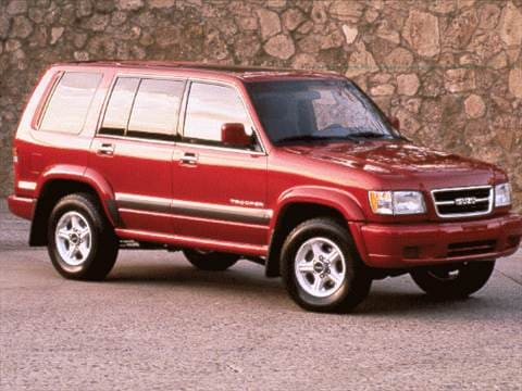 1998 Isuzu Trooper Pricing Ratings Amp Reviews Kelley