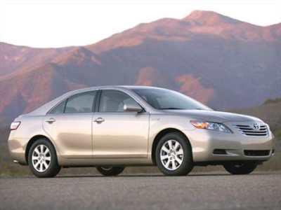 2007 Toyota Camry | Pricing, Ratings & Reviews | Kelley ...