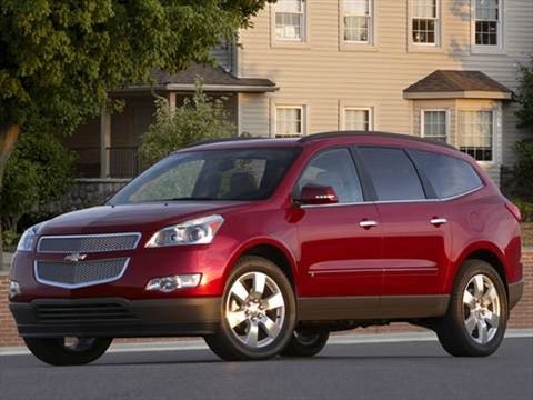 2010 Chevrolet Traverse  Pricing, Ratings & Reviews