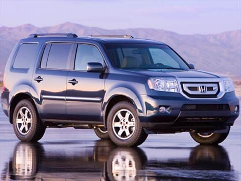 2011 Honda Pilot Pricing Ratings Amp Reviews Kelley