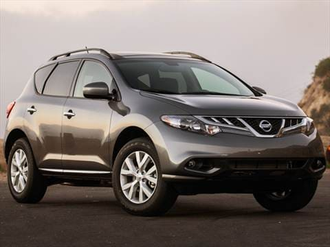 2014 Nissan Murano  Pricing, Ratings & Reviews  Kelley