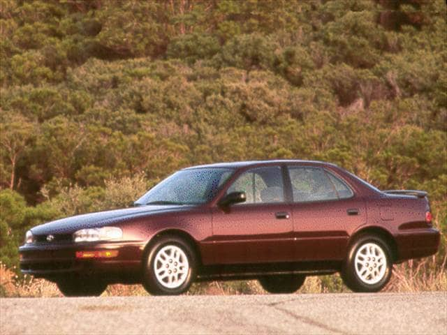 1993 Toyota Camry Guides