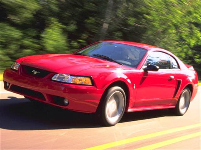Used 1999 Ford Mustang Cobra Coupe 2d Pricing Kelley Blue Book