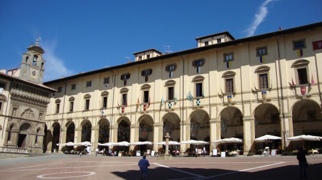 Arezzo  Tosknsko  Itlie  MAHALOcz