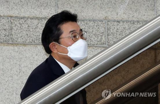 '뇌물과 횡령'전병헌, 수감 유예 확인 (일반)
