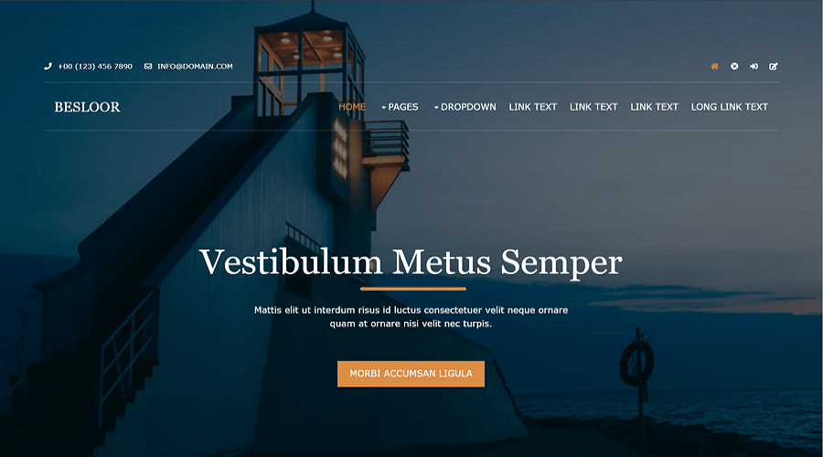 8 Best Free Responsive CSS Website Templates For Building Your Website