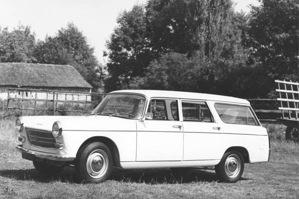 Peugeot 404 Station-wagon 1972