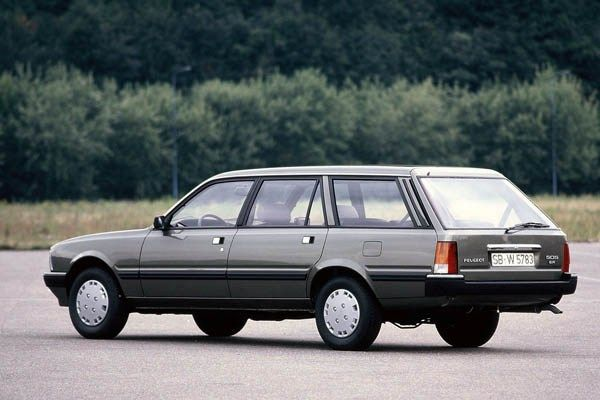Peugeot 505 Station-wagon 1985