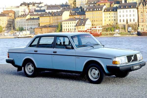 Volvo 244 GL 1982