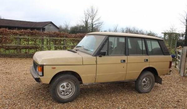 4-door Range Rover
