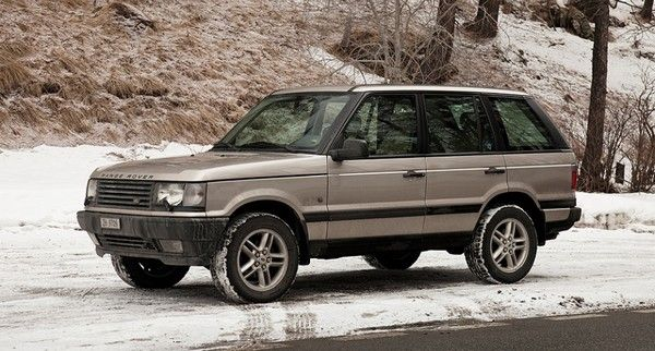Range Rover Second Generation - 1994