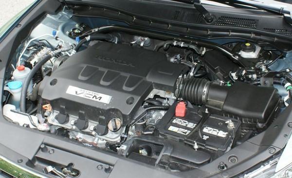 Honda Crosstour 2010 engine