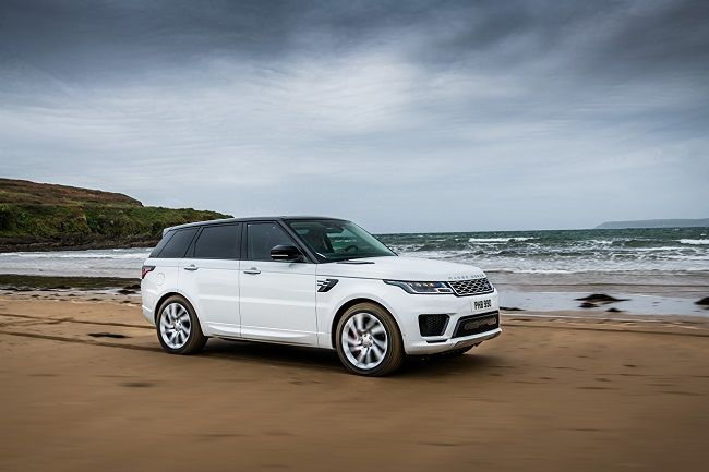 Autobiography-brand-of-Range-Rover-by-the-beach