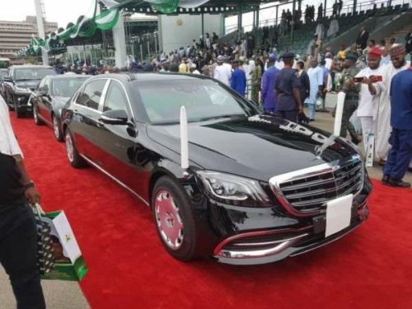 Buhari-Mercedes-Maybach