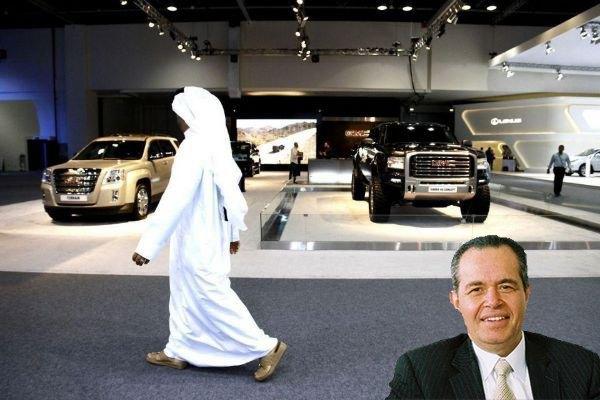 #7. Mohamed Mansour (Egypt) - net worth of $3.3 billion