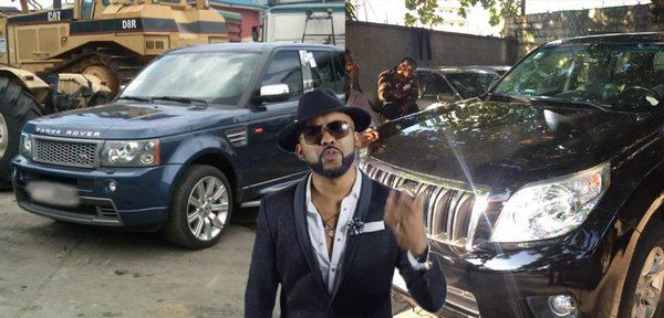 Banky-w-the-10th-richest-musicians-in-nigeria-and-his-cars