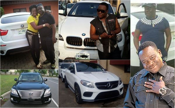 john-Okafor-car-collection