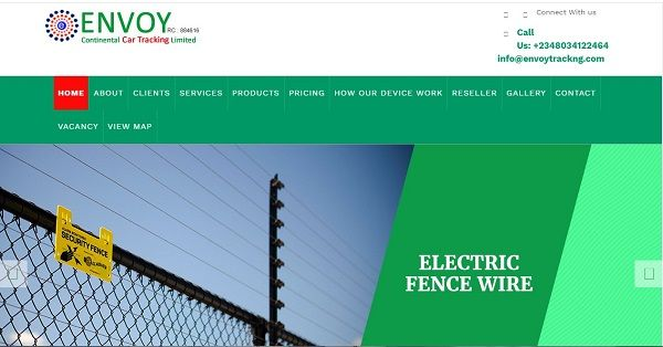 Envoy-website