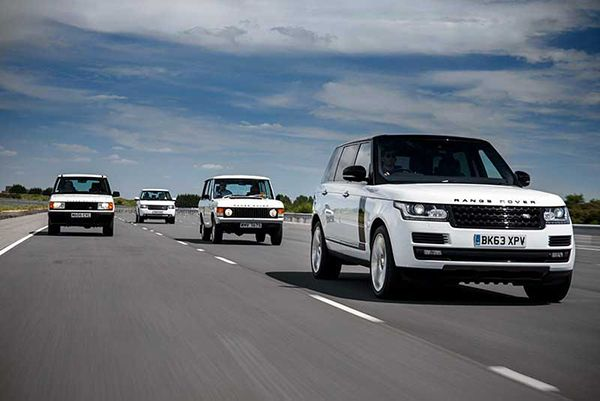 How to Upgrade Range Rover in Nigeria