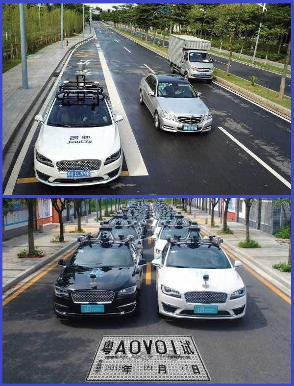Self-driving-cars-being-tested-in-China