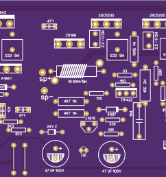 1000 watt audio amplifier circuit diagrams [ 4333 x 1365 Pixel ]