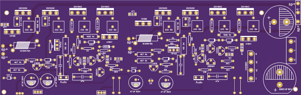 medium resolution of 1000 watt audio amplifier circuit diagrams