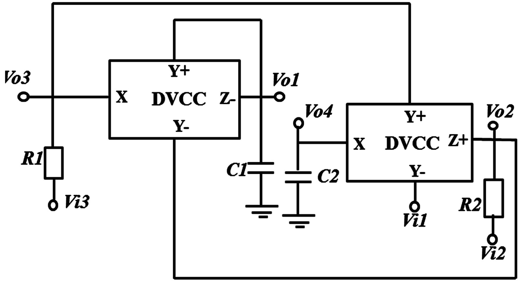 Dual Dvcc Based Voltage Mode Digitally Programmable Biquadratic Filter