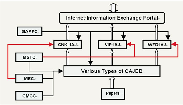 China Internet Based Academic Journals Digital Publishing