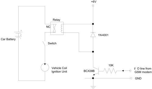 small resolution of demobilizer interfacing circuit