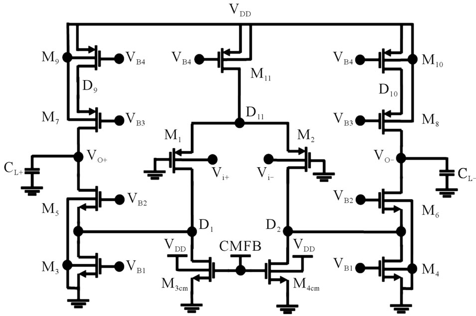 An Enhanced Bulk-Driven Folded-Cascode Amplifier in 0.18
