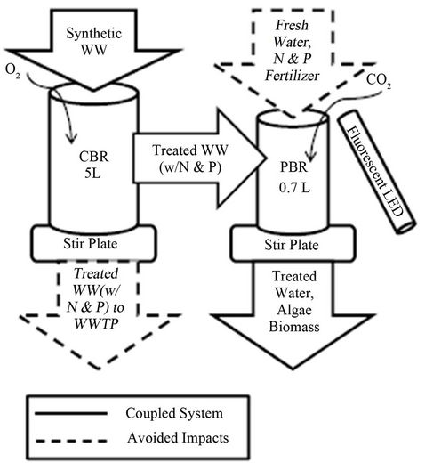 A Life Cycle Assessment Based Evaluation of a Coupled