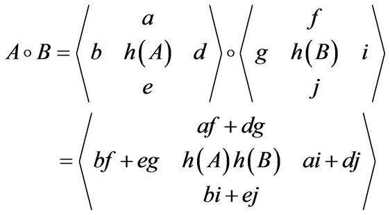 Rhotrix Linear Transformation