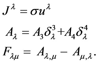 A Global Solution of the Einstein-Maxwell Field Equations