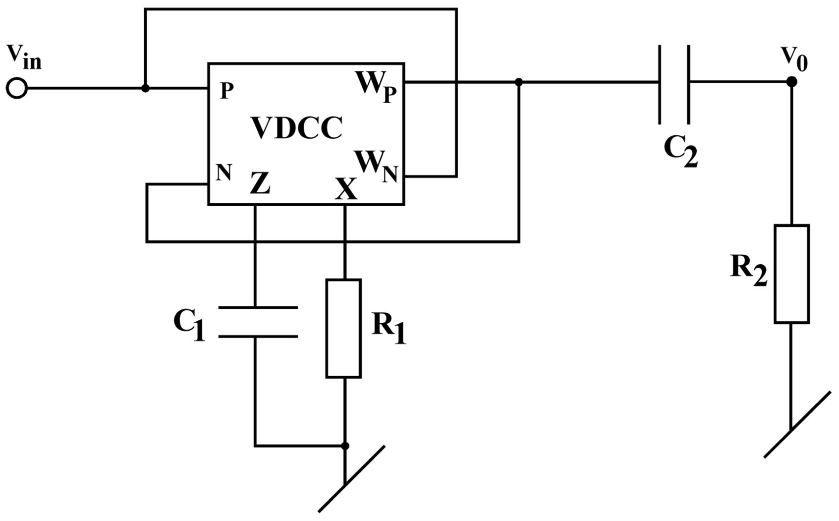 New Electronically Controllable Lossless Synthetic Floating Inductance Circuit Using Single Vdcc