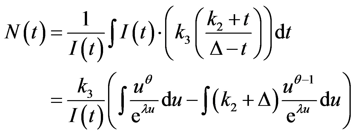 Analytical solution of modified point kinetics equations