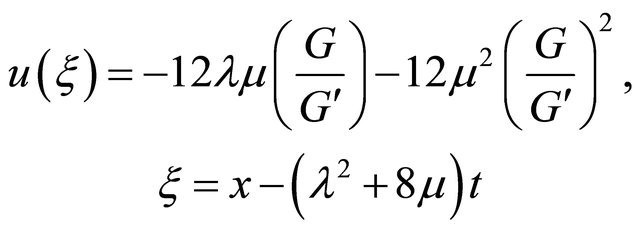 Numerical Estimation of Traveling Wave Solution of Two