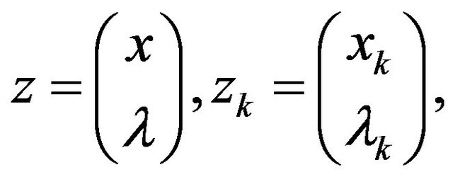 A Variable Metric Algorithm with Broyden Rank One