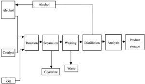 Waste Frying OilsBased Biodiesel: Process and Fuel Properties