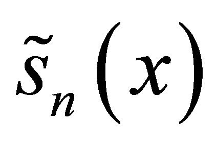 Trigonometric Approximation of Signals (Functions