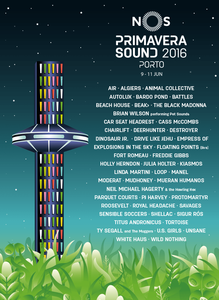 nos primavera sound cartel 2016