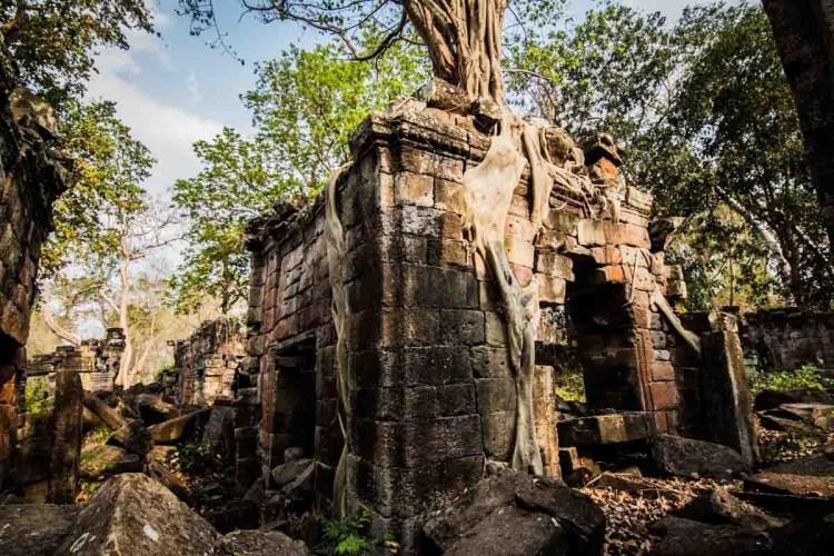 斑黛奇馬寺(Banteay Chhmar)