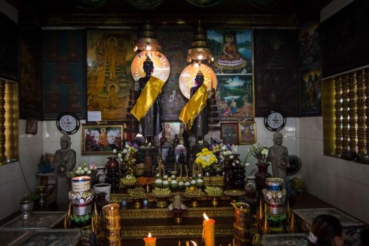 姊妹廟(Preah Ang Chek Preah Ang Chom)