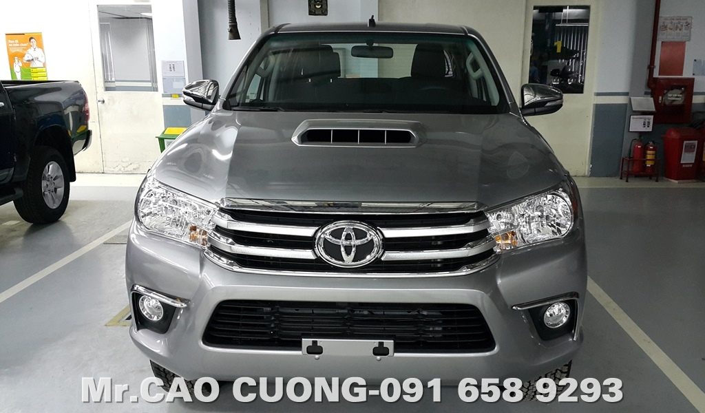 Hilux G 2016