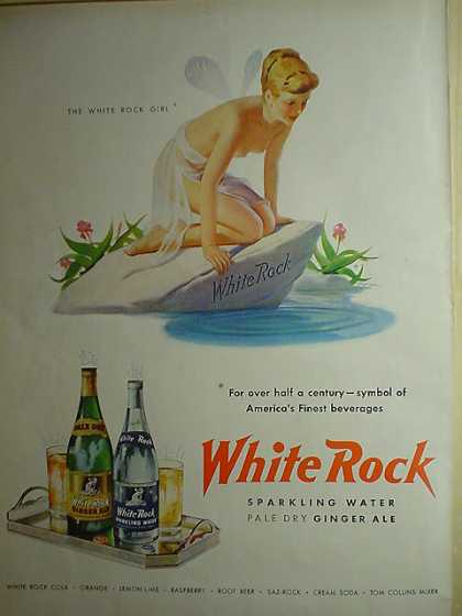 Vintage Drinks Advertisements of the 1950s Page 29