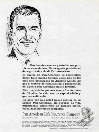 Vintage Money, Insurance and Banking Ads of the 1960s (Page 4)