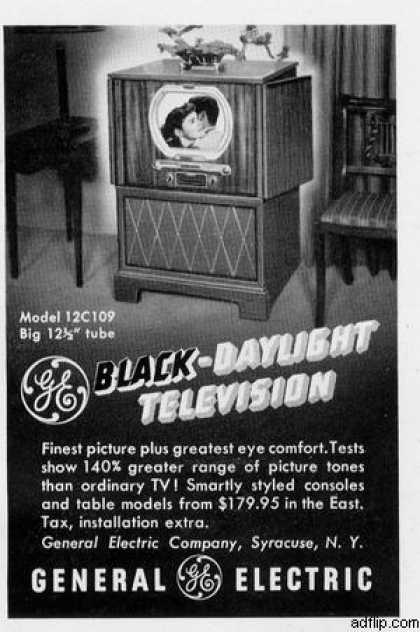 Vintage Electronics TV of the 1950s Page 33
