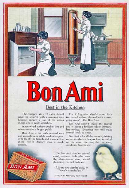 Vintage Food Advertisements of the 1910s Page 2
