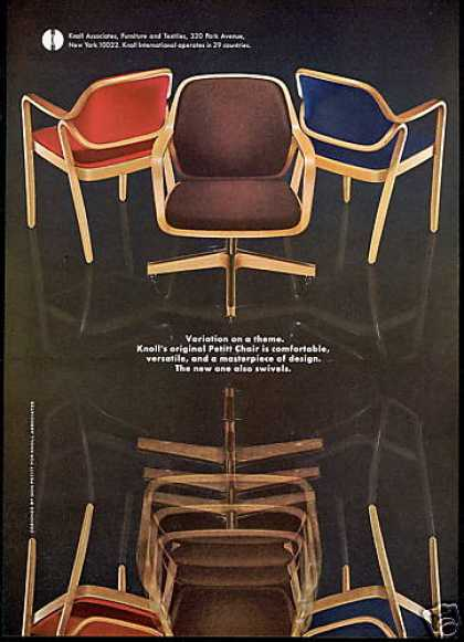 Vintage Furniture Ads of the 1960s Page 6