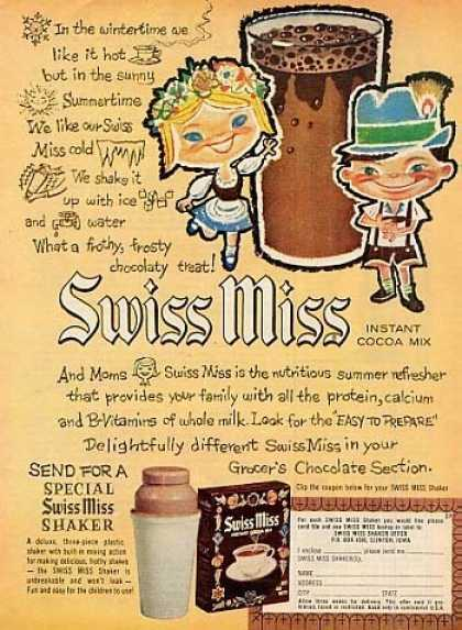Vintage Food Advertisements of the 1960s Page 5
