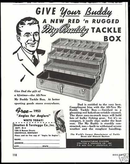 Vintage Sports Advertisements of the 1950s (Page 13)